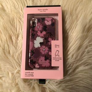 Kate Spade IPhone X/XS case